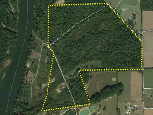 Core Property 210 Acres : Montgomery : Alabama