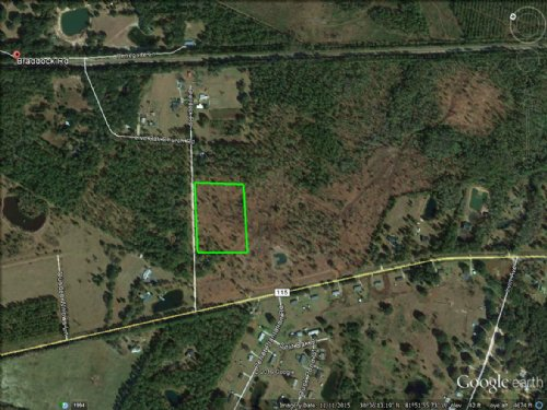 7.14 Acres, Big Pine : Callahan : Nassau County : Florida