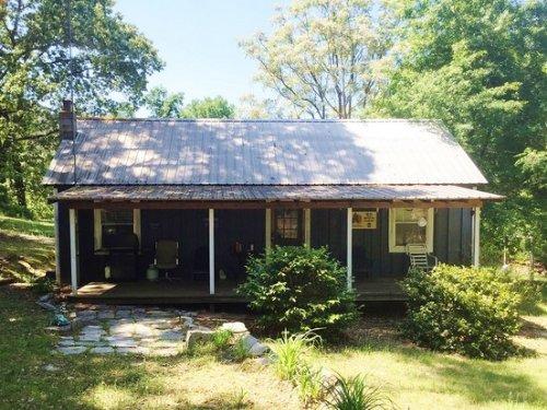 The Cabin : Warrenton : Warren County : Georgia