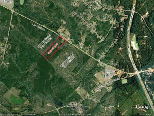 10 Heavily Wooded Acres : Irwinton : Wilkinson County : Georgia