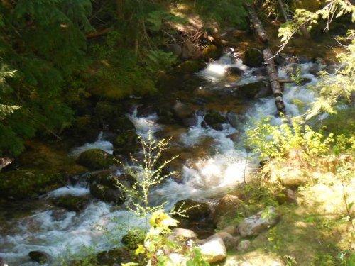 Caribou Creek Estate : Bonners Ferry : Boundary County : Idaho