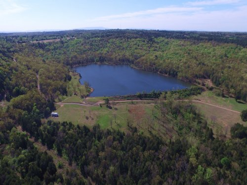 Reduced Price 230 Acres With Lake : Cecil : Franklin County : Arkansas