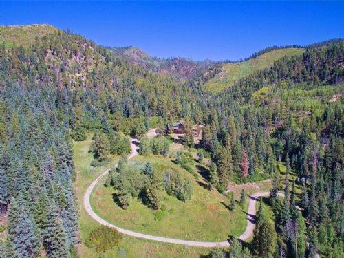 Trew Creek Ranch : Durango : La Plata County : Colorado