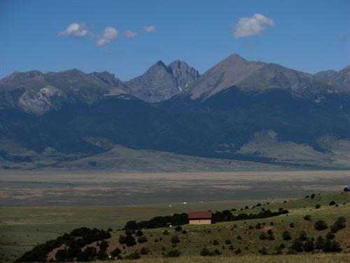 Cinema Ranch : Westcliffe : Custer County : Colorado