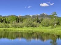 Blizzardine Mountain Ranch : Westcliffe : Custer County : Colorado