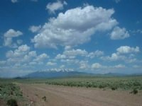 5 Acres Mount Blanca Valley Ranches