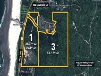 Land. Approx 51.17ac Lot.