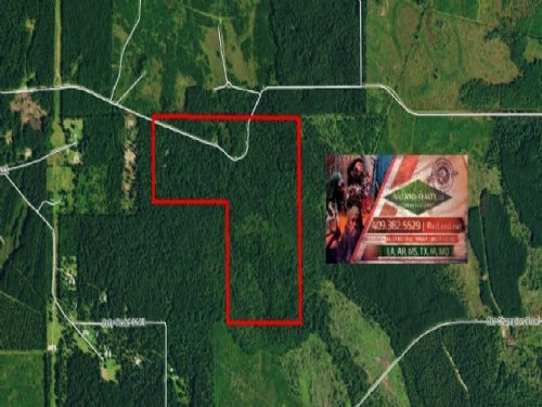 129.8 Ac - Hunting Tract With Small : Mauriceville : Newton County : Texas
