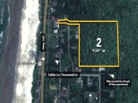 Land. Approx 9.35ac Lot.