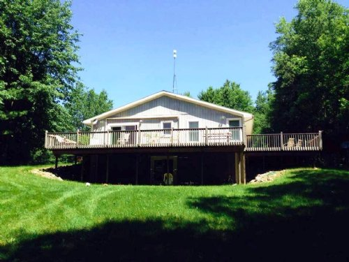 Private Wooded Setting : Marshall : Calhoun County : Michigan