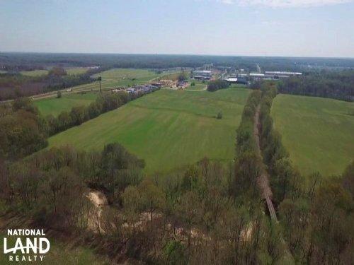 Buck Horn Creek Farmland : Batesville : Panola County : Mississippi