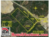 127 ± Acres Offered In 3 Tracts