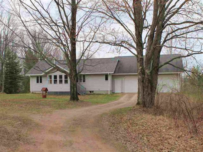 15659 Shively Rd, Mls # 1093757 : Bruce Crossing : Ontonagon County : Michigan