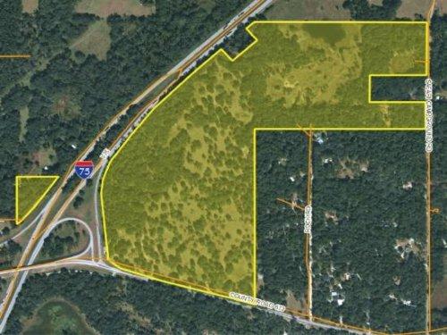 I-75 Interchange Land : Bushnell : Sumter County : Florida