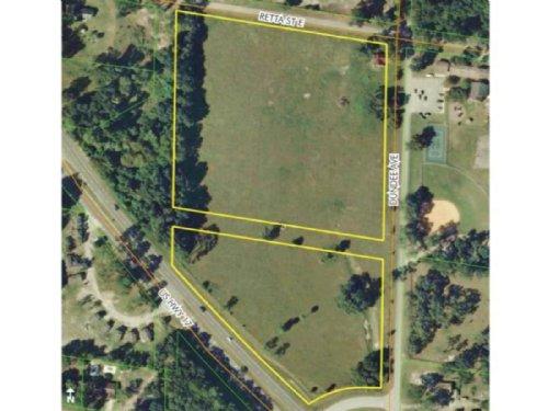 Deleon Spring Comm Development Land : De Leon Springs : Volusia County : Florida
