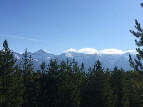 Mission Mountain & Swan Range V : Condon : Missoula County : Montana