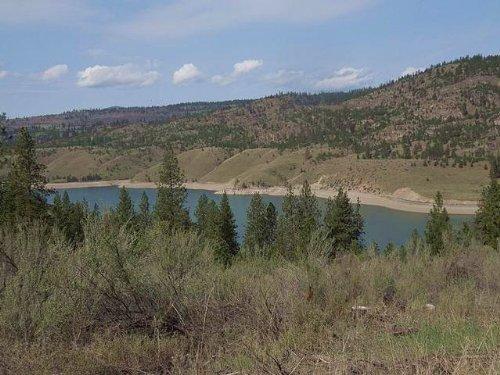 Views Of Roosevelt Lake : Davenport : Lincoln County : Washington
