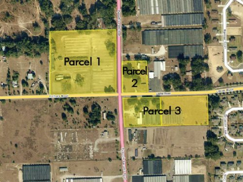 City Of Apopka Commercial Parcel : Apopka : Orange County : Florida