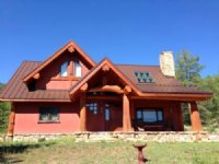 Luxury Mountain Log Home : Canon City : Fremont County : Colorado