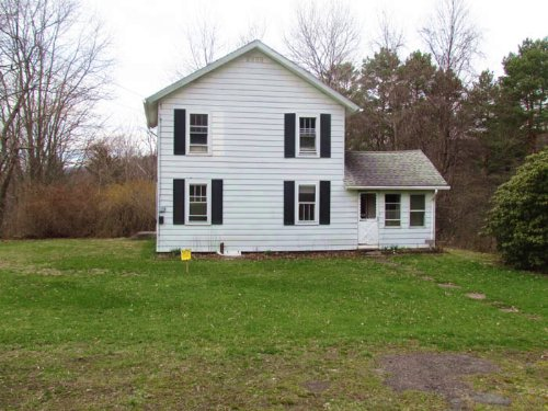 38 +/- Acres Wooded Acres, Home : Sweet Valley : Luzerne County : Pennsylvania