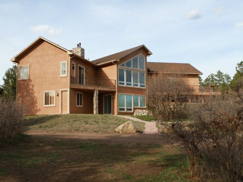 Mountain View Executive Estate : Monument : El Paso County : Colorado