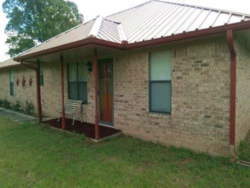 House On 10 Acres / 29842 : Bagwell : Red River County : Texas