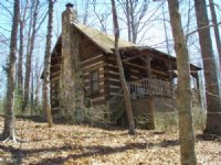 Cabin At The Lake : Drakes Branch : Charlotte County : Virginia