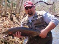 10 Ac 655' Salmon Riverbank $129k : Altmar : Oswego County : New York