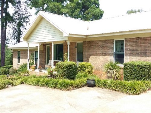3 Bedroom Home On 20 Ac : Banks : Bullock County : Alabama