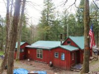 Cabin & Camper With River Frontage