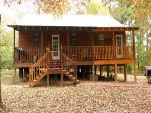 Hunting Land Custom Cabin Creek Cop : Hazlehurst : Copiah County : Mississippi
