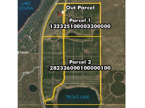 Lakefront Development Land : Clermont : Lake County : Florida