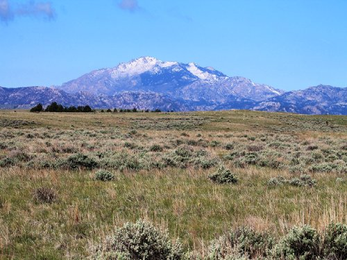 Laramie Peak Hunting Property : Wheatland : Platte County : Wyoming