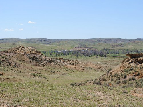 Three Creek Ranch : Lance Creek : Niobrara County : Wyoming
