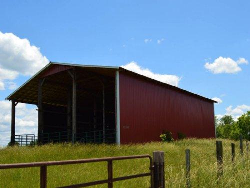 83.9 Acre Cattle Farm : Blacksburg : Cherokee County : South Carolina