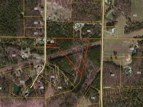 7 Acres Grover Road : Cedartown : Polk County : Georgia