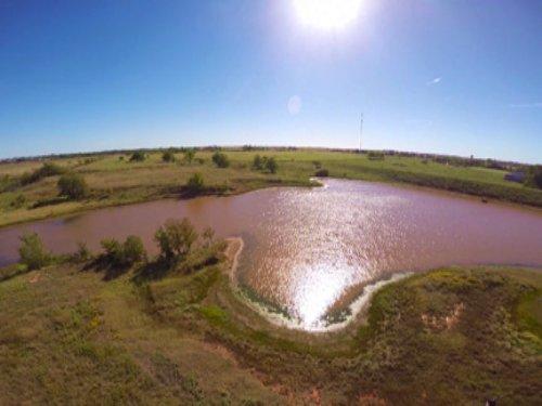 I-35 Wayne Ranch & Hunting Property : Wayne : McClain County : Oklahoma