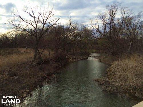 Flint Hills Hunting And Income : Toronto : Woodson County : Kansas