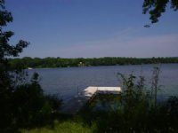 Secluded Property On Lake Wisconsin