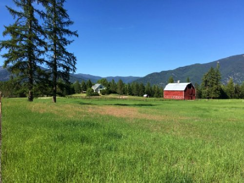 Big Sky Ranch : Trout Creek : Sanders County : Montana
