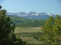 91.56 Acre Eagle Ridge Ranch : San Luis : Costilla County : Colorado