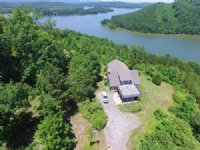 96 Ac Cabin, Waterfront, Mtn Views : Ashville : St. Clair County : Alabama