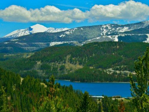 Silver Lake Storage : Anaconda : Deer Lodge County : Montana