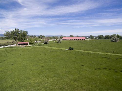 Long's Peak Estate : Longmont : Boulder County : Colorado