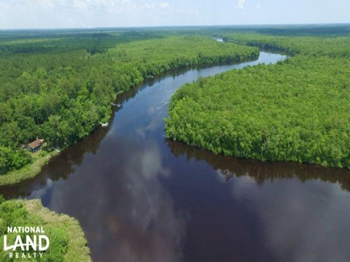 Recreational Island : White Oak : Camden County : Georgia