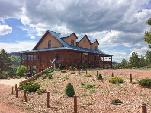 Delilah Peak Ranch 38 : Canon City : Fremont County : Colorado