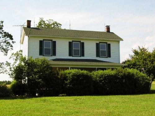 Family Farm Home : Prospect : Prince Edward County : Virginia