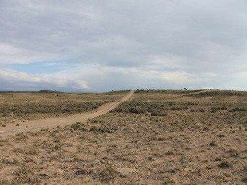 5.02 Acre Rio Grande Ranchos : Fort Garland : Costilla County : Colorado