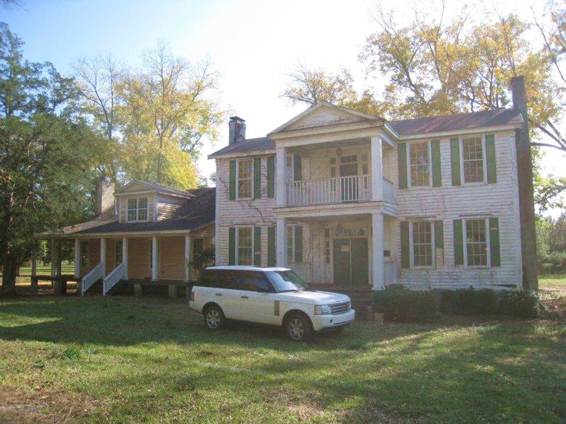 Historic Felton Plantation : Marshallville : Macon County : Georgia