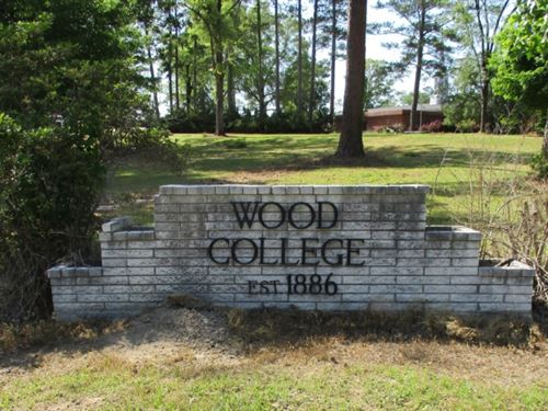 35 Acres & Campus In Webster Co : Mathiston : Webster County : Mississippi